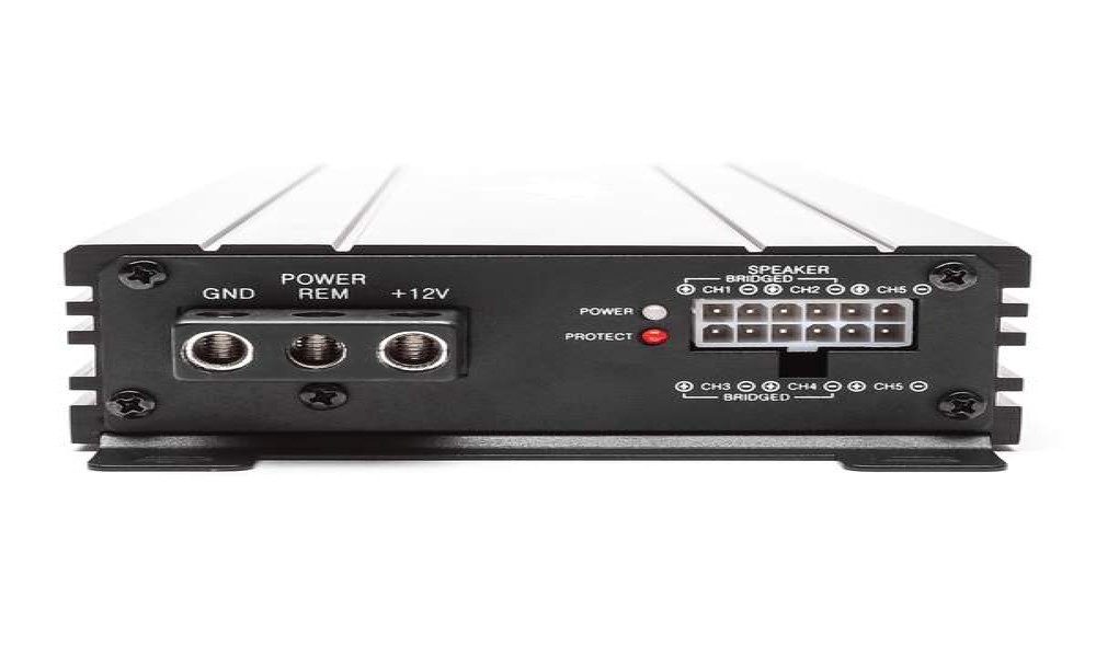 Best 5 Channel Car Amplifier Reviews