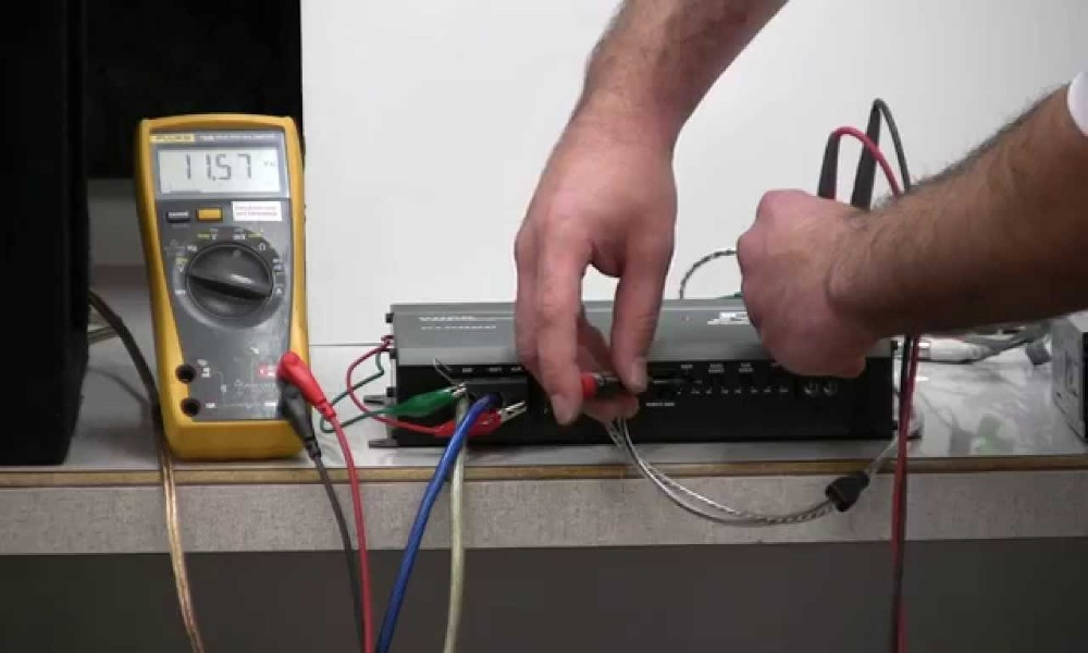 How to Test a Car Amp for Power